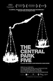 The_Central_Park_Five_poster